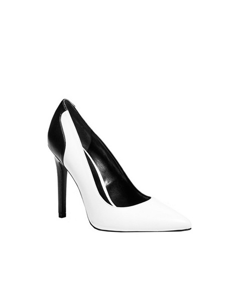 Incaltaminte Femei GUESS Feya Pumps white multi leather