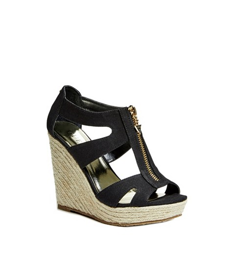 Incaltaminte Femei GUESS Laila Espadrille Wedge black