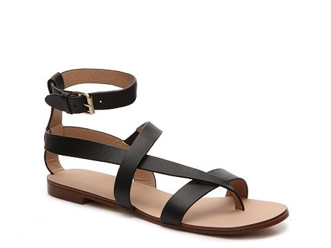 Incaltaminte Femei Splendid Crete Flat Sandal Black