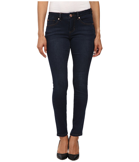 Imbracaminte Femei Jag Jeans Petite Westlake Low Rise Skinny in Indigo Steel Indigo Steel
