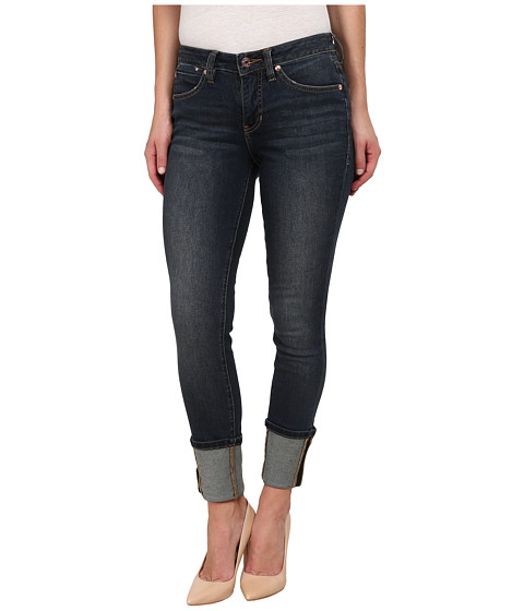 Imbracaminte Femei Jag Jeans Evan Long Cuff Mid Rise Slim Ankle Capital Denim in Melrose Melrose