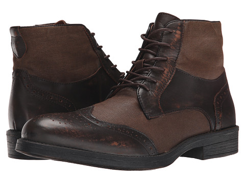Incaltaminte Barbati Steve Madden Divon Brown Leather