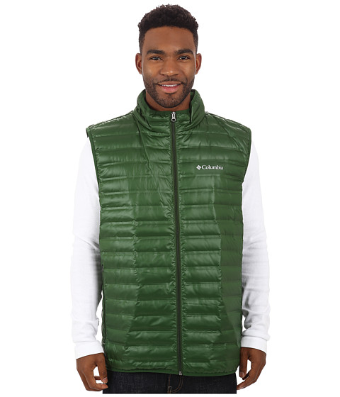 Imbracaminte Barbati Columbia Flash Forwardtrade Down Vest Woodland