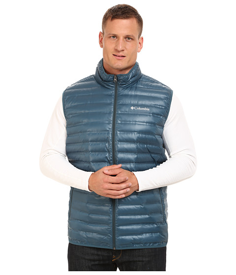 Imbracaminte Barbati Columbia Big amp Tall Flash Forwardtrade Down Vest Everblue