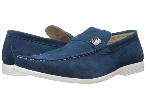 Incaltaminte Barbati Stacy Adams Caspian Legion Blue Suede
