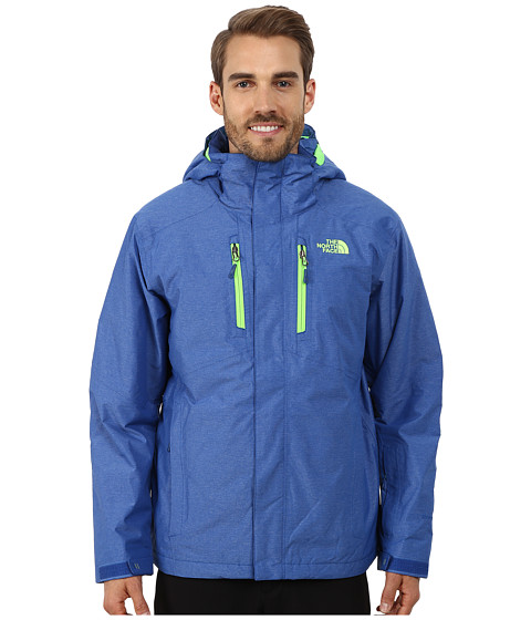 Imbracaminte Barbati The North Face Straight-Shot Jacket Monster Blue