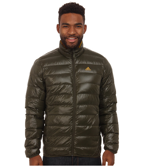 Imbracaminte Barbati adidas Outdoor Light Down Jacket Night Cargo