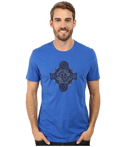 Imbracaminte Barbati Prana Kiva Tee Classic Blue