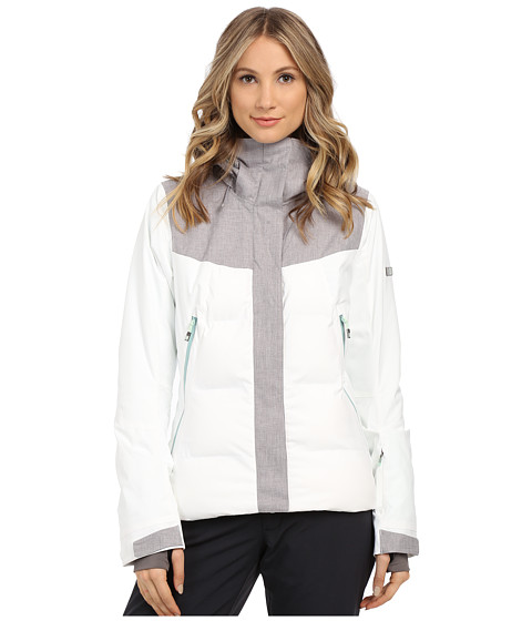 Imbracaminte Femei Roxy Flicker Snow Jacket Bright White