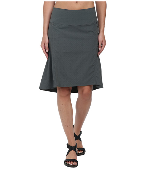 Imbracaminte Femei Royal Robbins Embossed Discovery Strider Skirt Obsidian