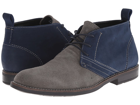 Incaltaminte Barbati Kenneth Cole Reaction Smooth It Over Navy Combo