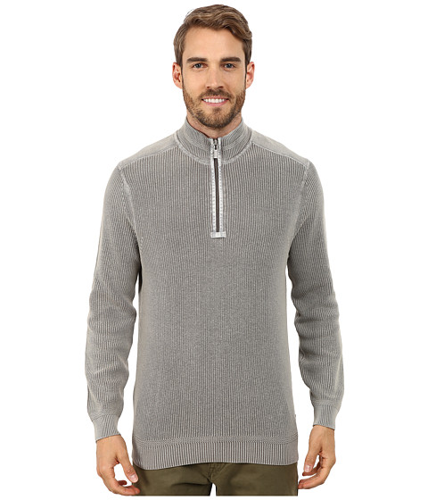 Imbracaminte Barbati Tommy Bahama New East River Half Zip Storm Gray