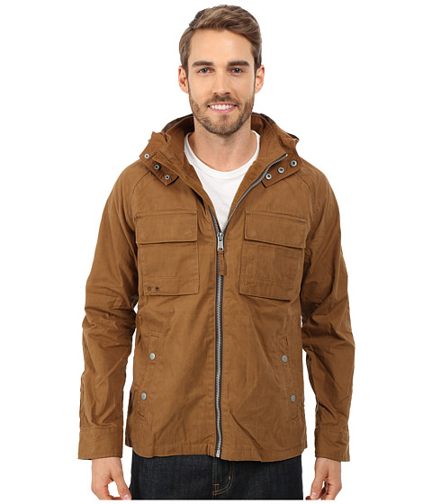 Imbracaminte Barbati Lucky Brand Heritage Parka Jacket Tobacco