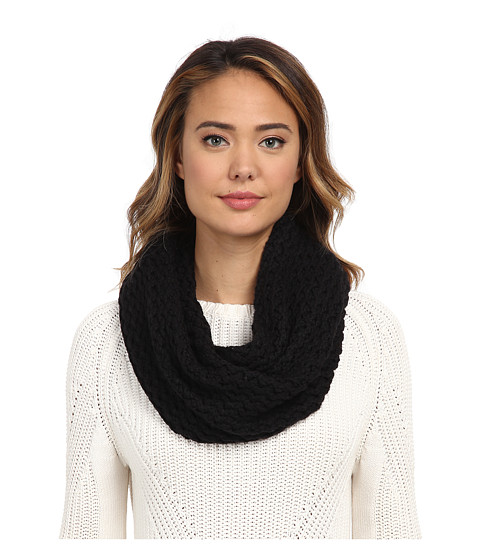 Accesorii Femei UGG Sequoia Twisted Solid Knit Snood Black