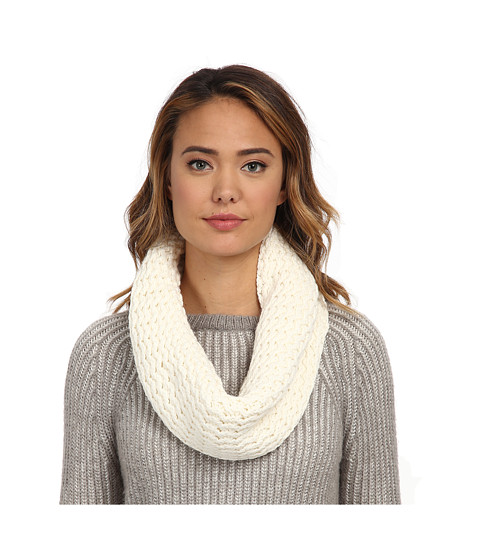 Accesorii Femei UGG Sequoia Twisted Solid Knit Snood Cream