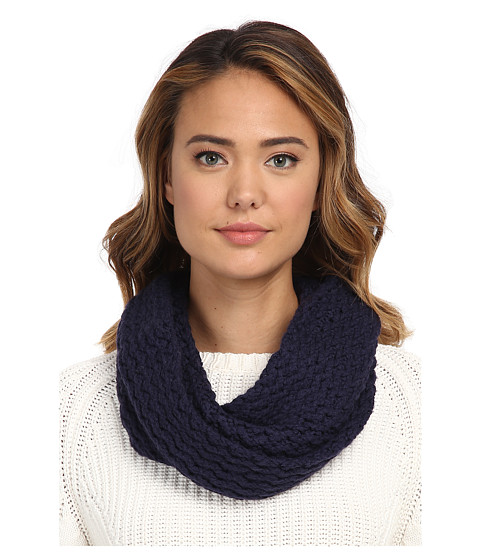 Accesorii Femei UGG Sequoia Twisted Solid Knit Snood Peacoat