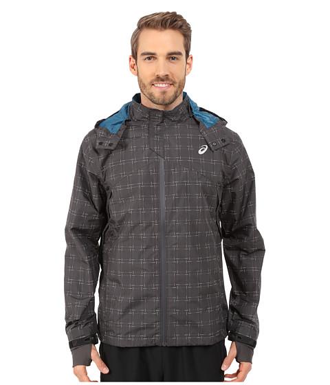 Imbracaminte Barbati ASICS Storm Shelterreg Jacket Dark Grey
