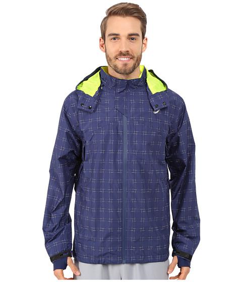 Imbracaminte Barbati ASICS Storm Shelterreg Jacket Indigo Blue