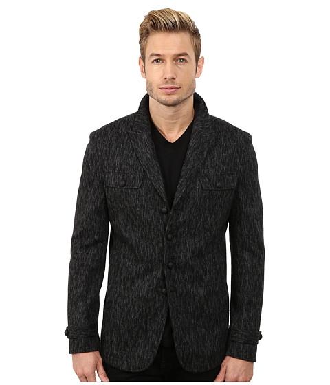 Imbracaminte Barbati John Varvatos Three Button Single Breasted Jacket O1282R3L Grey Flannel