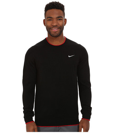 Imbracaminte Barbati Nike Tiger Woods Engineered Sweater 20 BlackGym RedWolf Grey