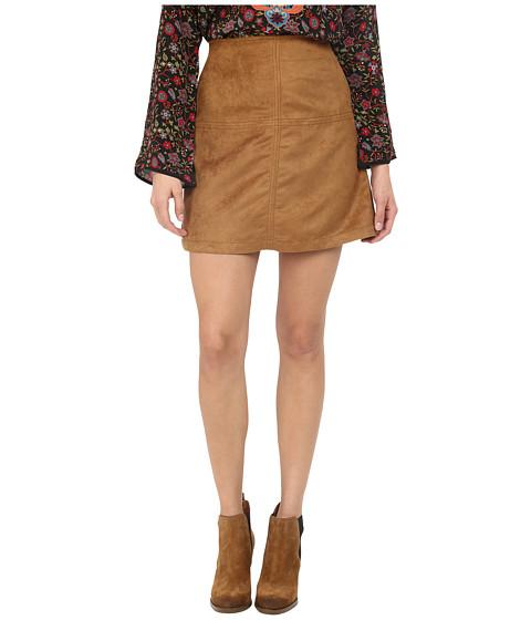 Imbracaminte Femei Sanctuary Easy Mod Skirt Dark Real Khaki