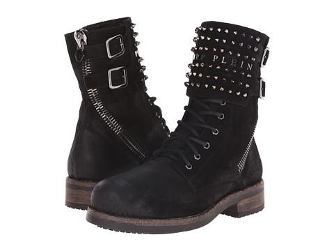 Incaltaminte Barbati Philipp Plein Studded Boot Black