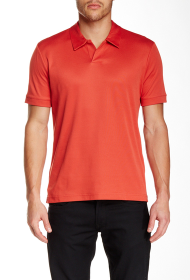 Imbracaminte Barbati Perry Ellis Open Polo BAKED APPLE