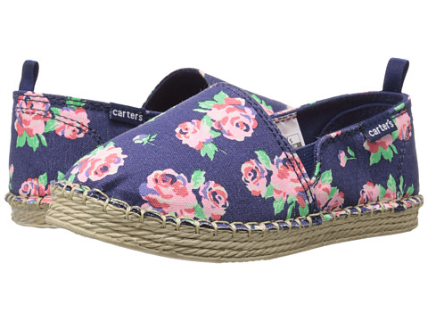Incaltaminte Fete Carters Astrid (ToddlerLittle Kid) Navy Floral