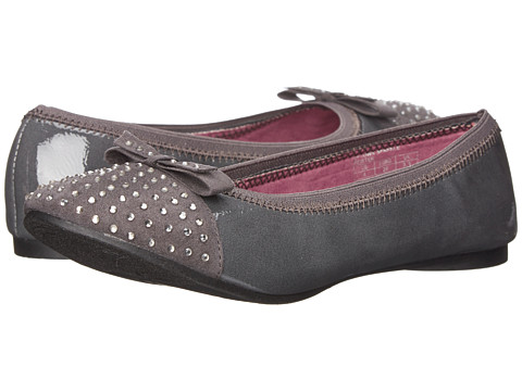 Incaltaminte Fete Kenneth Cole Reaction KCNY Uptown Sparkle (Little KidBig Kid) Pewter Patent