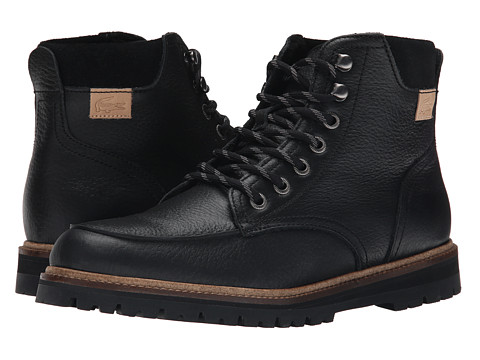 Incaltaminte Barbati Lacoste Montbard Boot 2 Black