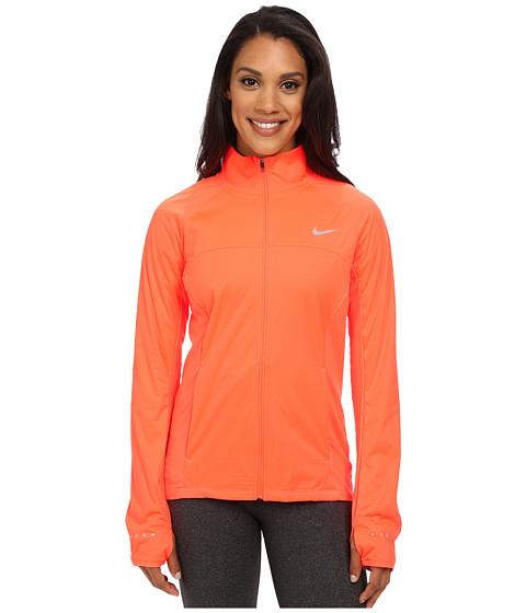 Imbracaminte Femei Nike Shield Full-Zip 20 Jacket Hyper OrangeReflective Silver
