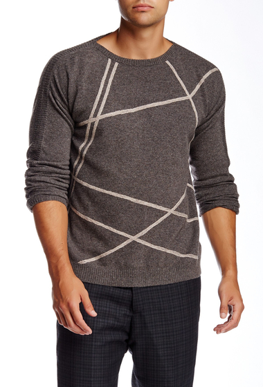 Imbracaminte Barbati Quinn Ham Cashmere Sweater Dusty Brown-Sand