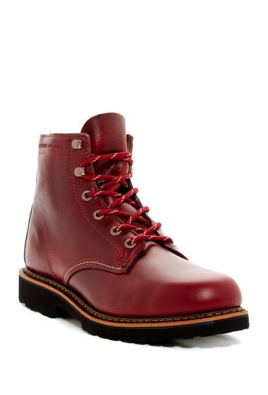Incaltaminte Barbati Wolverine Duvall Combat Boot RED