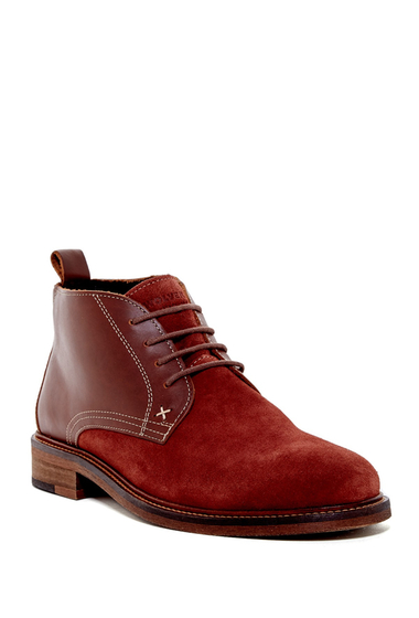 Incaltaminte Barbati Wolverine Hensel Chukka Boot PLAIN TOE