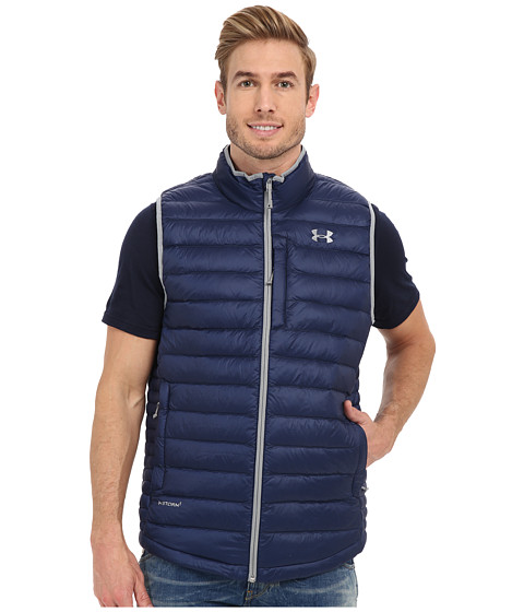 Imbracaminte Barbati Under Armour UA Coldgear Infrared Turing Vest Academy