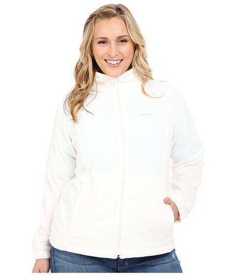 Imbracaminte Femei Columbia Plus Size Benton Springstrade Full Zip Sea Salt