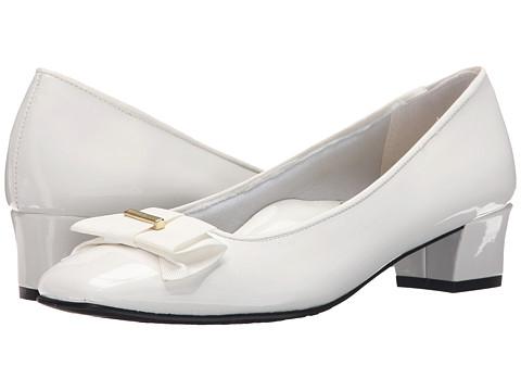 Incaltaminte Femei Soft Style Sharyl White Patent