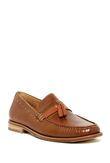 Incaltaminte Barbati Tommy Bahama Finch Tassel Loafer SADDLE BRO