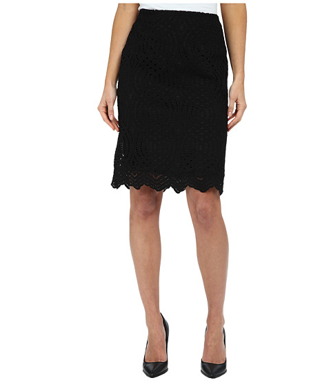 Imbracaminte Femei Calvin Klein Lace Pencil Skirt Black