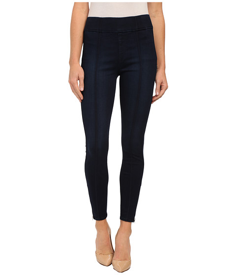Imbracaminte Femei 7 For All Mankind Seamed Leggings w Ankle Zips in Slim Illusion LuxeNightfall Slim Illusion LuxeNightfall