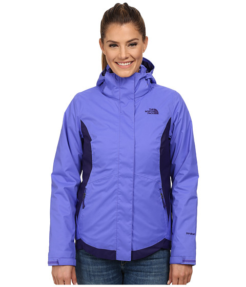 Imbracaminte Femei The North Face Mossbud Swirl Triclimatereg Jacket Starry PurpleGarnet Purple