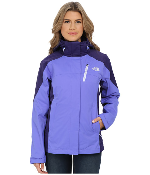 Imbracaminte Femei The North Face Condor Triclimatereg Jacket Starry PurpleGarnet Purple
