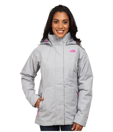 Imbracaminte Femei The North Face Kalispell Triclimatereg Jacket Mid Grey
