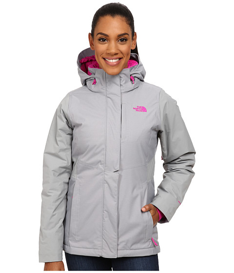 Imbracaminte Femei The North Face Inlux Insulated Jacket Mid Grey