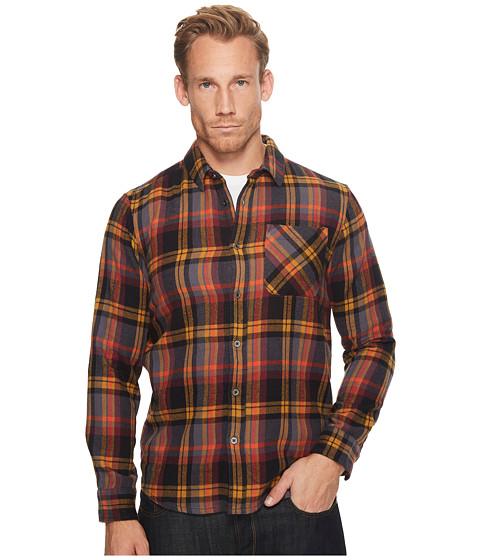 Imbracaminte Barbati Prana Woodman Long Sleeve Shirt Bronze