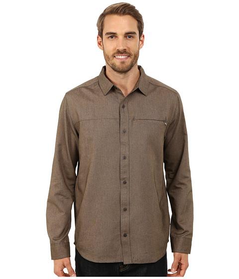 Imbracaminte Barbati ToadCo Fullbright Long Sleeve Shirt Rosin