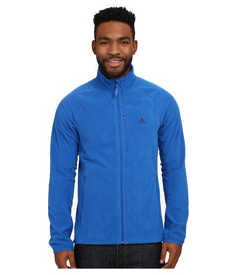 Imbracaminte Barbati adidas Outdoor Reachout Jacket Blue Beauty