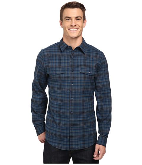 Imbracaminte Barbati Royal Robbins Mason Plaid Long Sleeve Shirt Eclipse