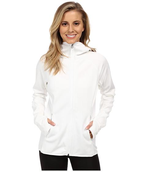 Imbracaminte Femei adidas Outdoor Mountainglow Fleece Hoodie White