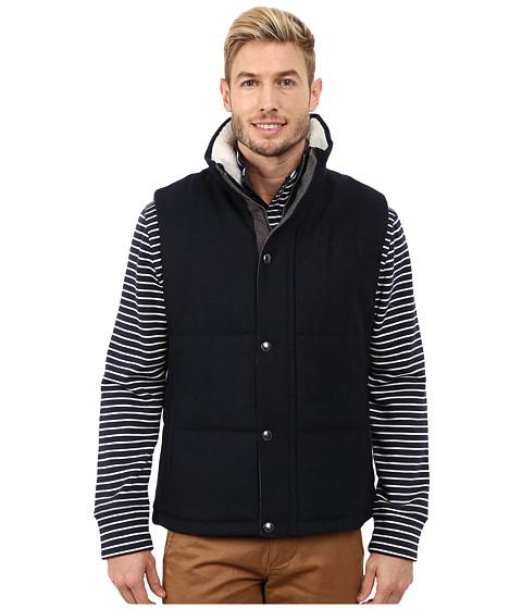 Imbracaminte Barbati Nautica Wool Melton Vest Double Navy